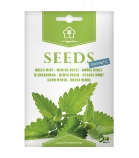 Hierbabuena, semillas Minigarden