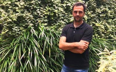 A la conversación con… Nuño García Castaño