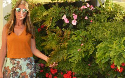 En el jardín con… Carmen Ferreira